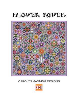 Carolyn Manning Designs / CM Designs Flower Power