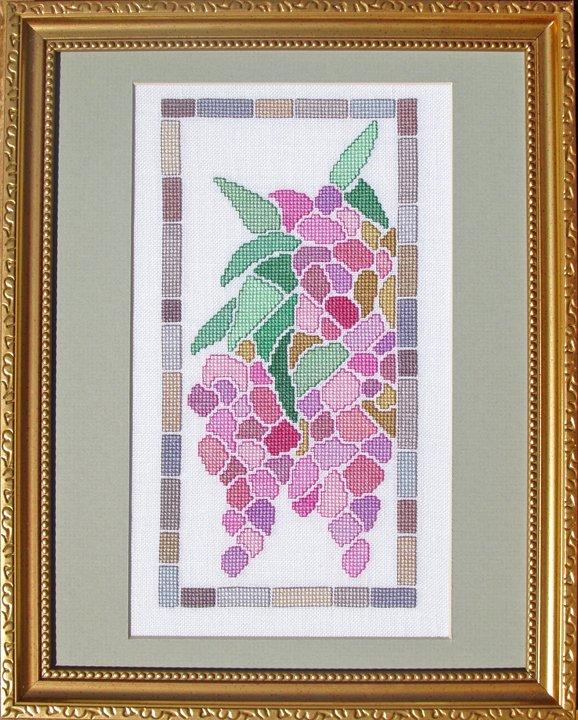 Art-Stitch Tiffany Wisteria