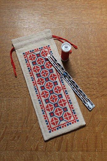 Avlea Embroidery BitBag #701