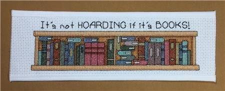 Rogue Stitchery It's Not Hoarding