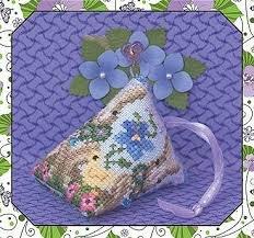 Just Nan 3 Violets Humbug