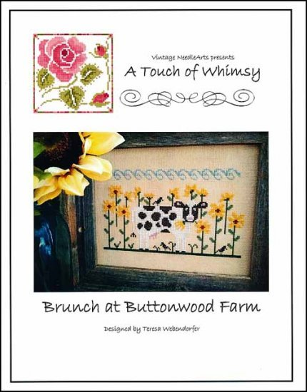 Vintage Needlearts Brunch at Buttonwood Farm