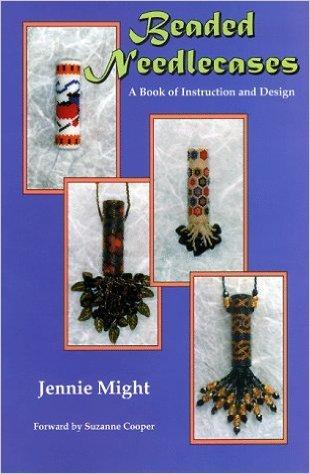 Jennie Might/Black Giraffe Designs Beaded Needlecases
