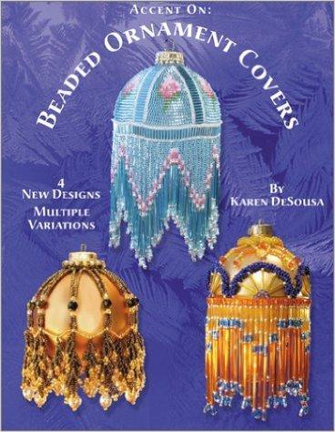 Karen DeSousa Beaded Ornament Covers