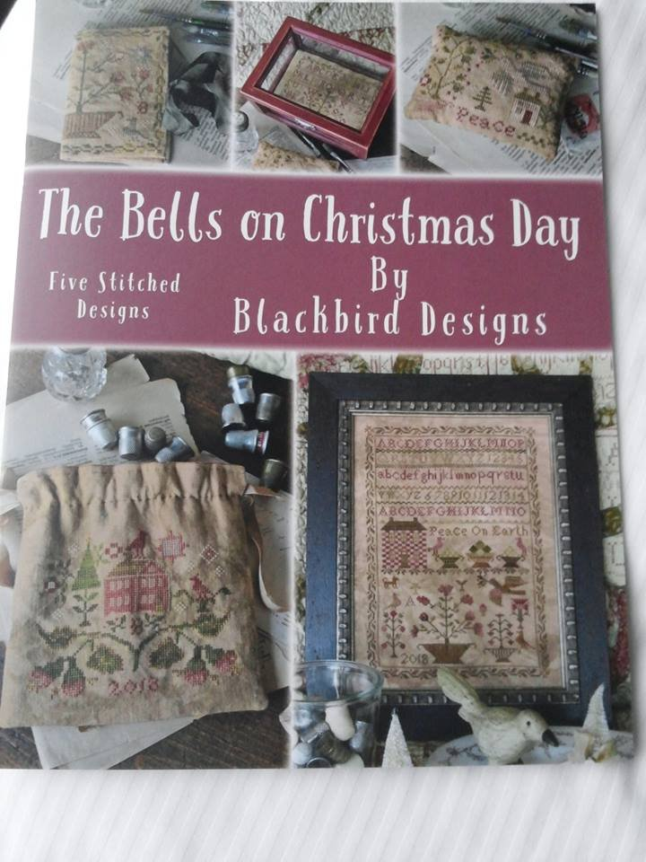 Blackbird Designs The Bells on Christmas Day