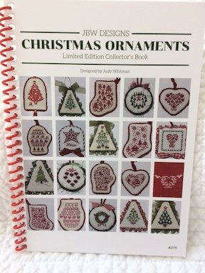 JBW Designs Christmas Collector's Edition Ornament Book