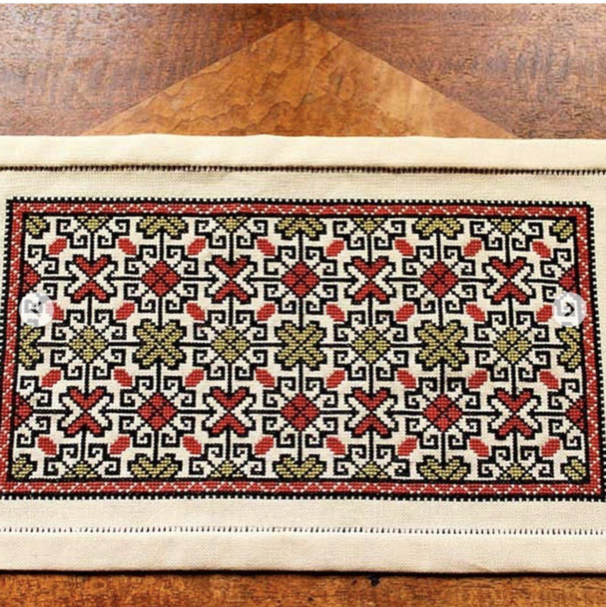 Avalea Mediterranean Folk Embroidery Nashville Release