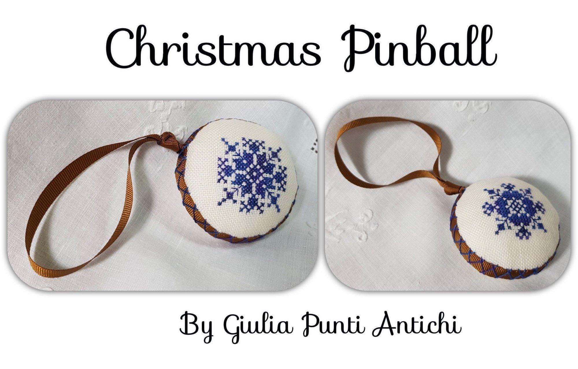Guilia Punti Antichi Christmas Pinball