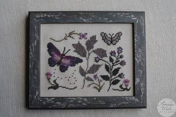 Annalee Waite Designs Blooms & Butterflies