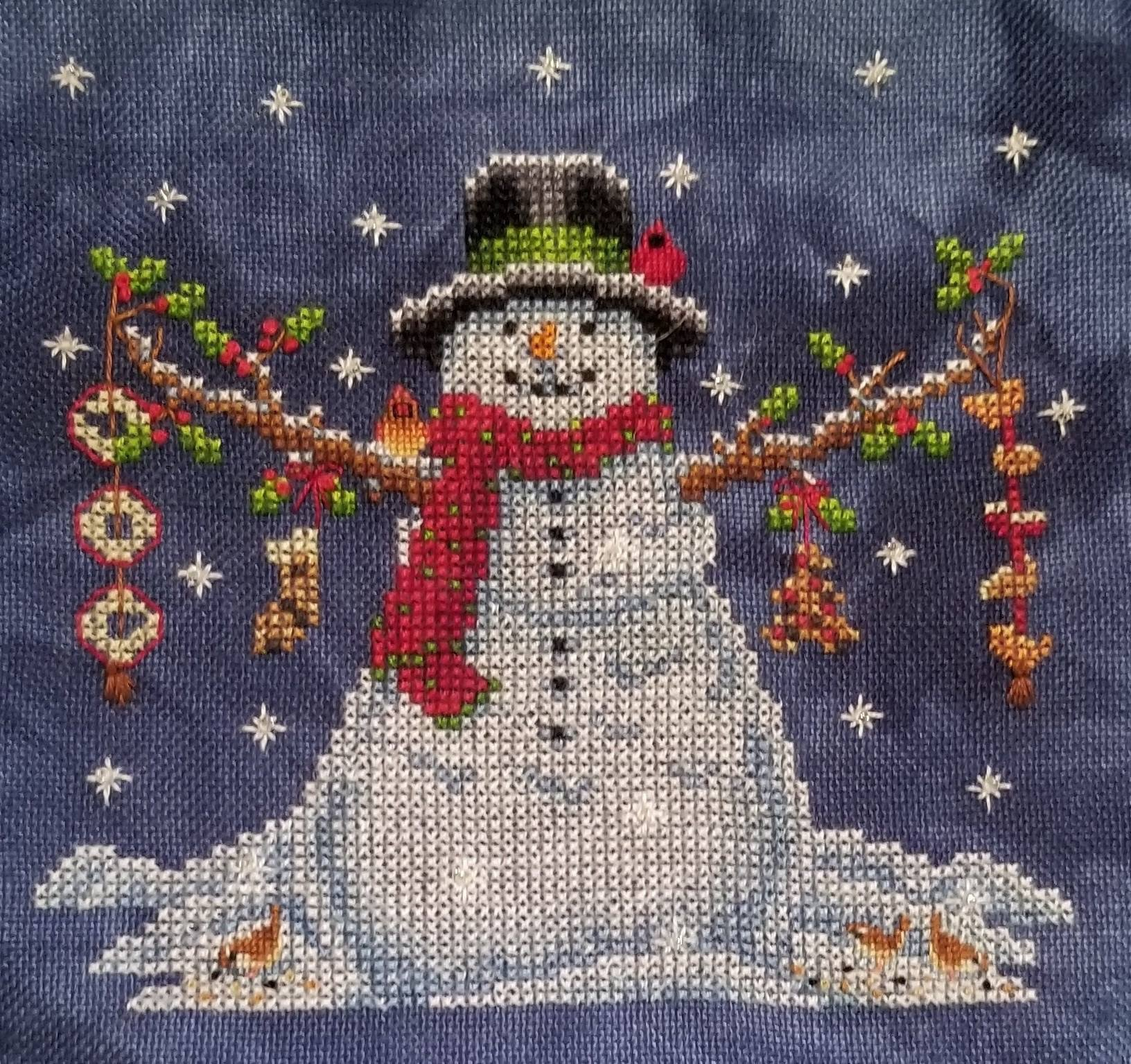 Blackberry Lane Designs Welcome the Snow