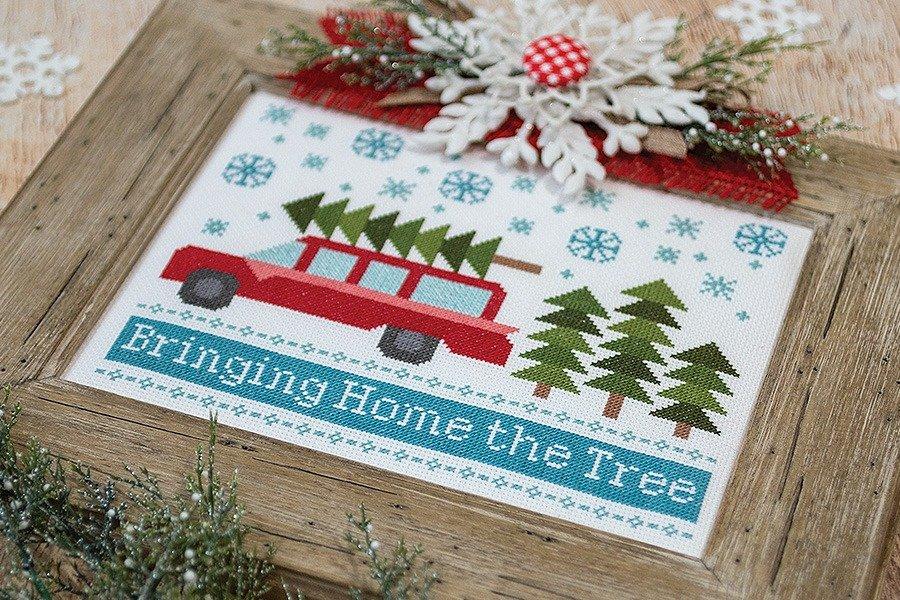 It's Sew Emma Bring Home The Tree