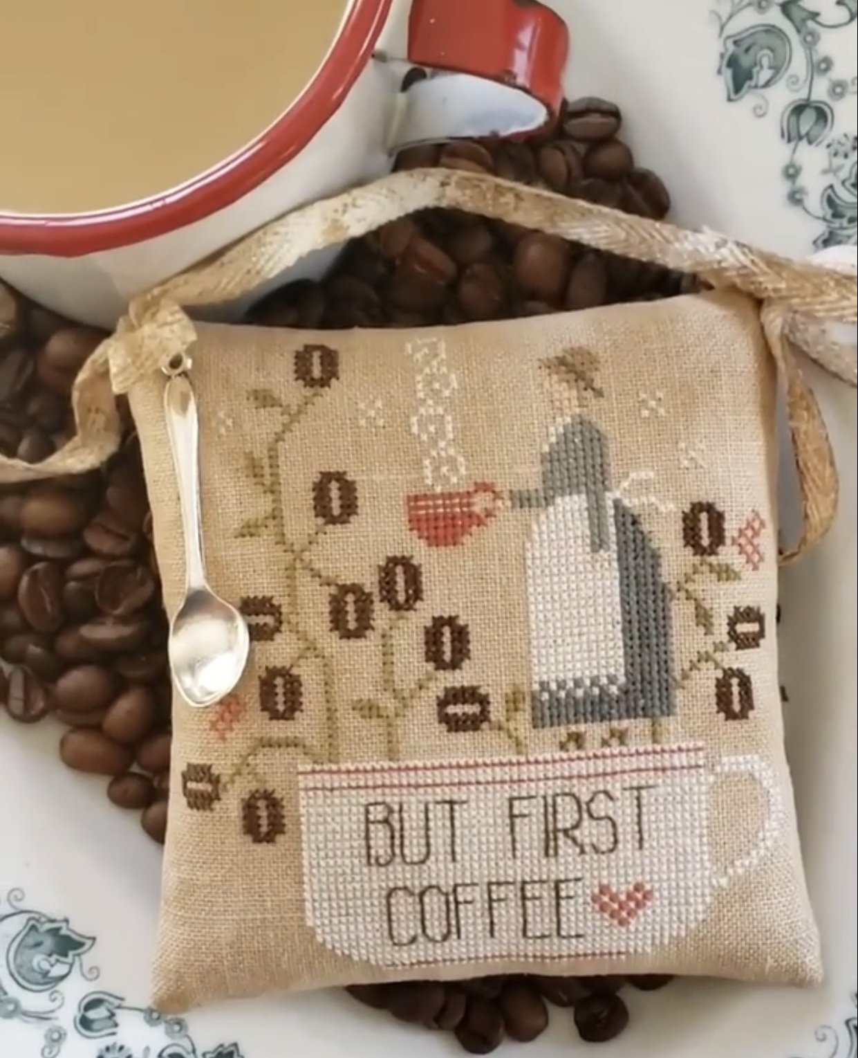 WTNT Coffee First
