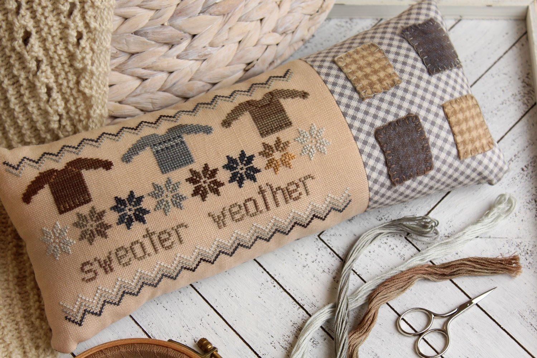 October House Fiber Arts Sweater Weather
