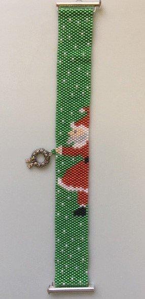 Fern Ridge Santa's Wreath