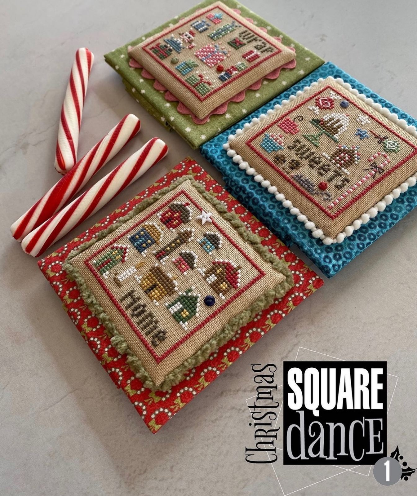 Heart in Hand Christmas Square Dance 1