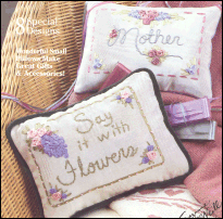 Suzanne McNeill Design Originals Silky Ribbon Little Sayings