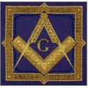 Dracolair Creations Masonic Emblem