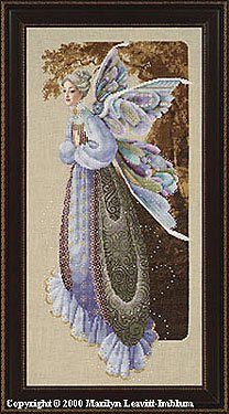 Lavender & Lace Fairy Grandmother