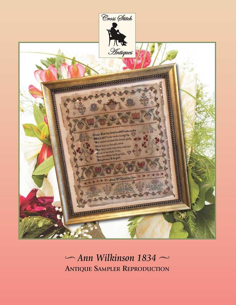 Cross Stitch Antiques Ann Wilkinson 1834