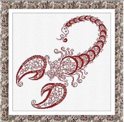 AAN Zodiac Scorpio