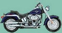 Brenda Franklin Designs American Heavy Hawg