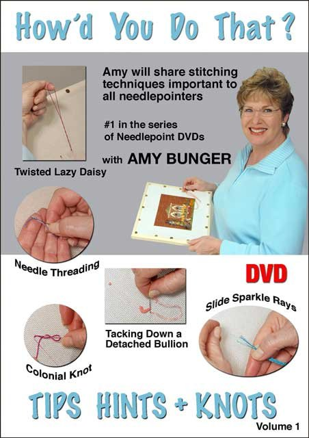 Amy Bunger How'd You Do That? Tips, Hints + Knots DVD
