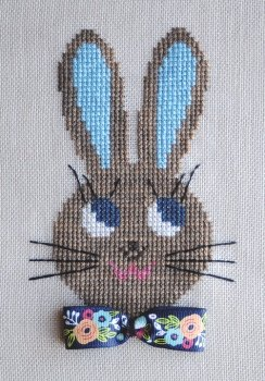 Annalee Waite Designs Rhonda Rabbit