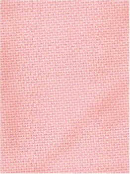 Antique Pink Aida 25x18 14ct