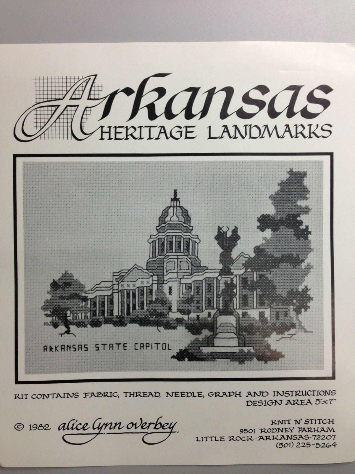 Alice Lynn Oberbey Arkansas Heritage Landmarks Arkansas State Capitol