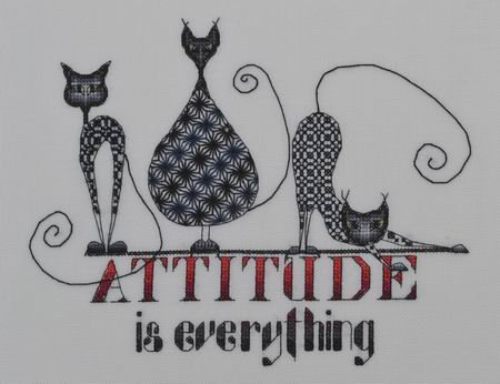 Marnic Designs Attitude Is Everything