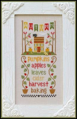 Country Cottage Needleworks Autumn