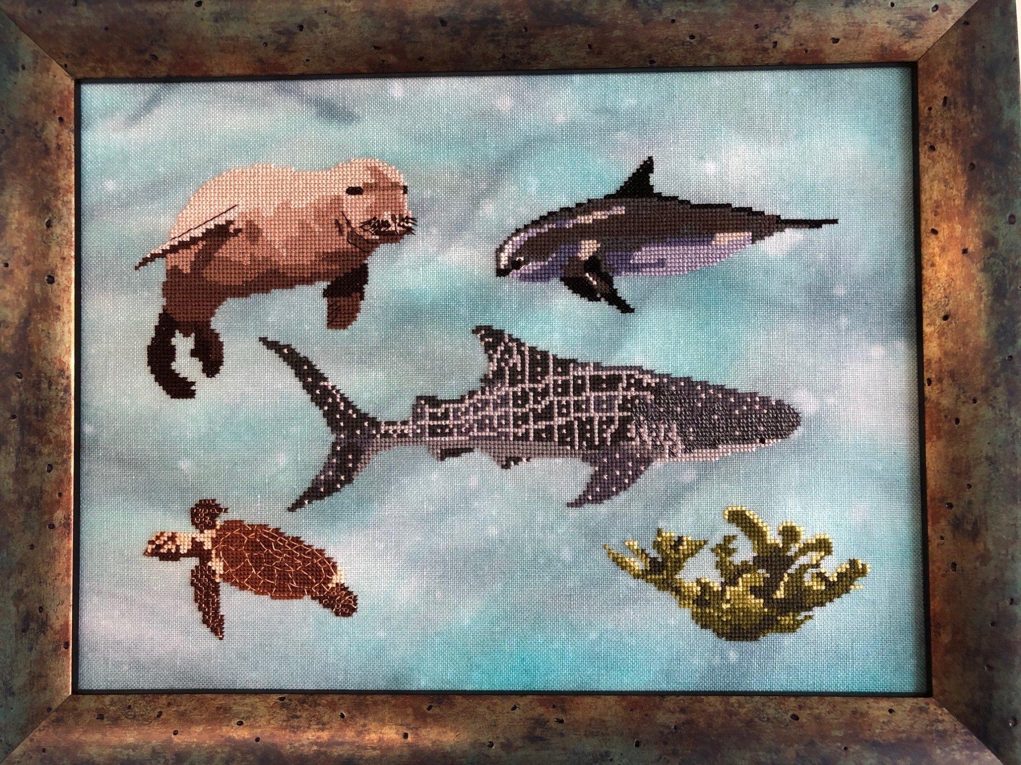 Fireside Originals Endangered Special Sea Life