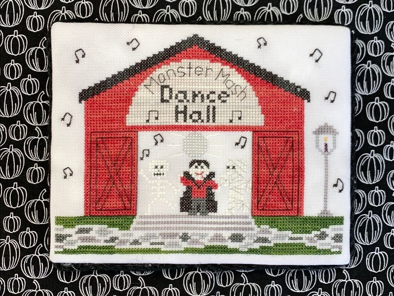Little Stitch Girl Spooky Hollow Series #3: Dance Hall