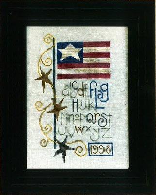 Bent Creek Classics Flag 1998