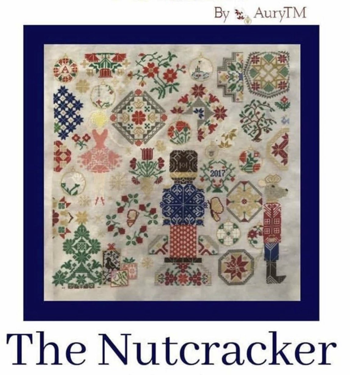 Aury TM Quaker Fantasies The Nutcracker