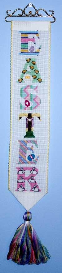 DebBee's Designs Banner Days - Easter