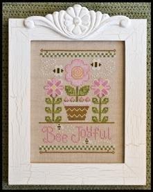 Country Cottage Needleworks Bee Joyful