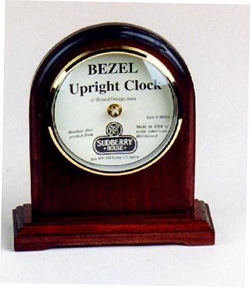 Sudberry House Bezel Upright Clock 4