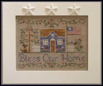 Country Cottage Needleworks Bless Our Home