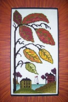 By the Bay Needleart Autumn Cove