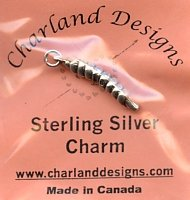Charland Designs Bullion Silver Charm