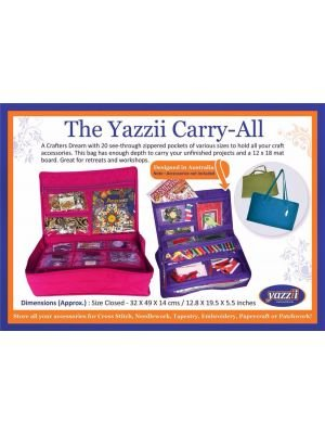 Yazzii Carry All - Green CA120