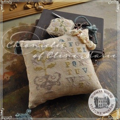 Summer House Stitche Works Chronicles of Oline Marie