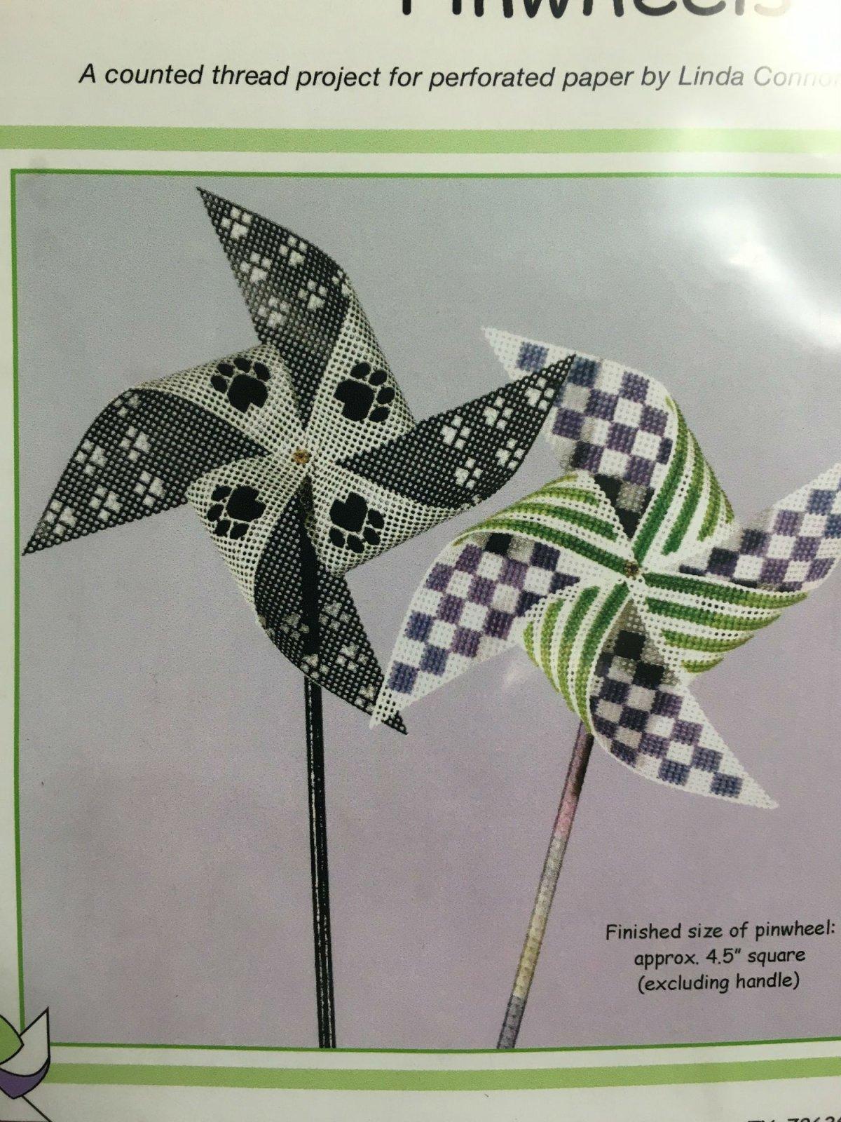 Calico Crossroads Checkered Prints Pinwheels