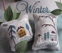 By the Bay Needleart Chilly Winter