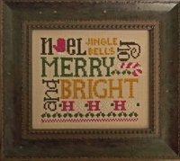 Cherry Hill Stitchery Christmas Tidings