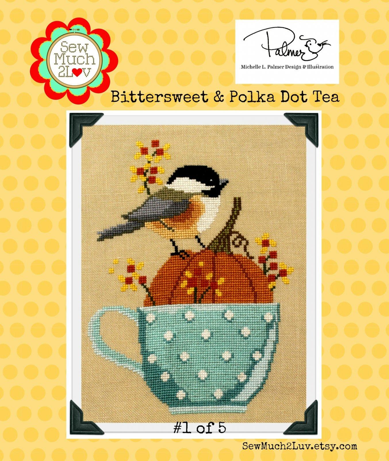 Bittersweet & Polka Dot Tea