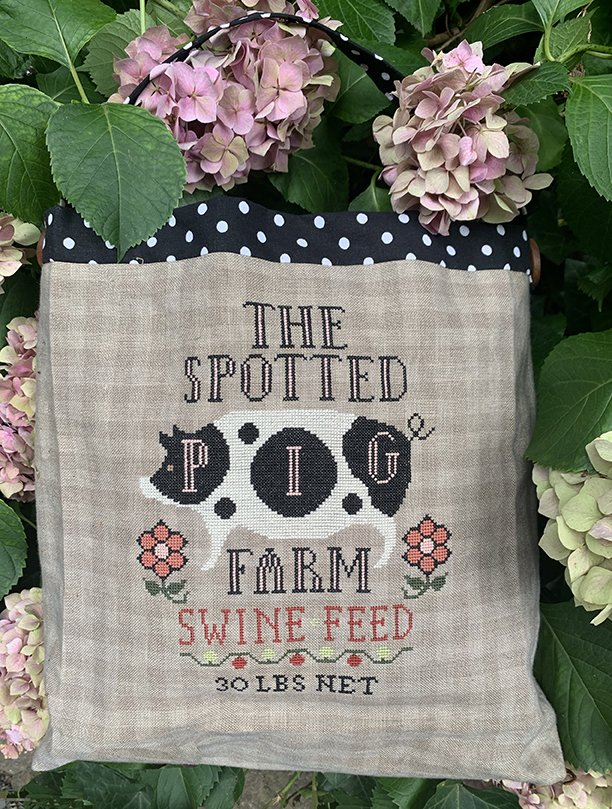 Carriage House Pig Feed Sack