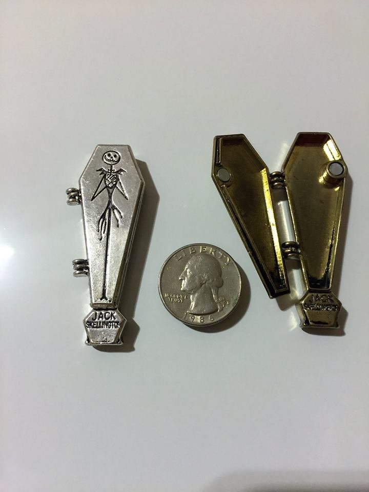 Coffin Needle Keep Silver