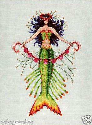 Nora Corbett La Petite Mermaids Collection Coral Charms